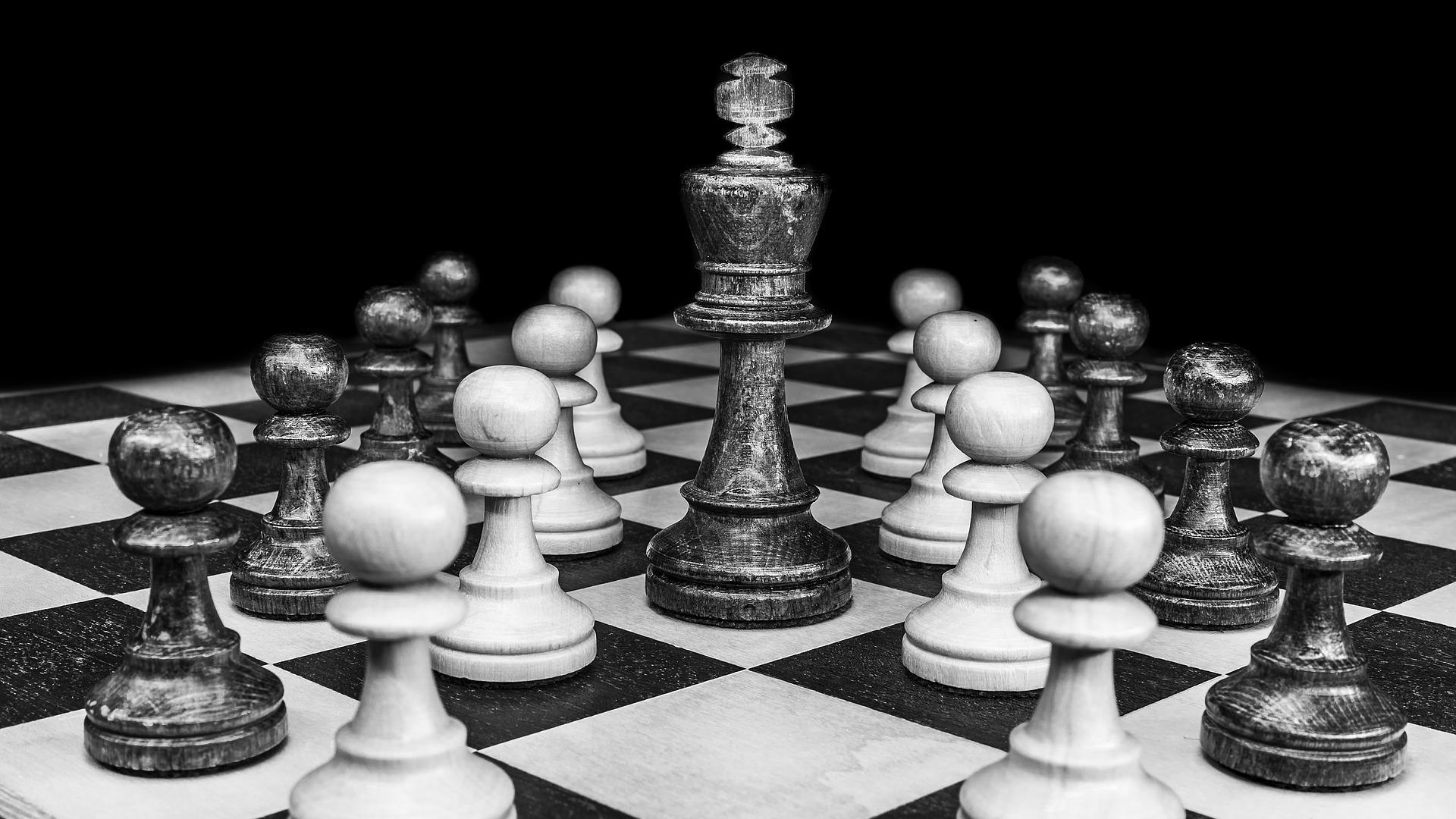 Magnus Carlsen Chess Board