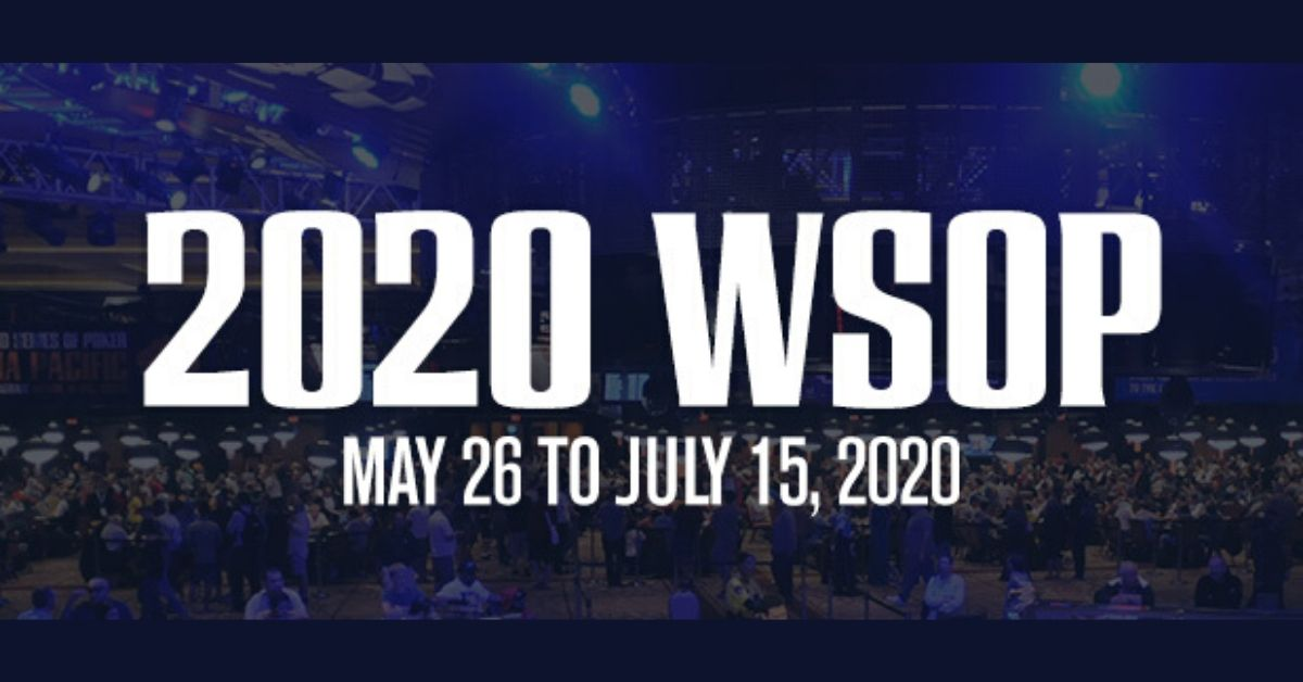 wsop 2020 cheaper events